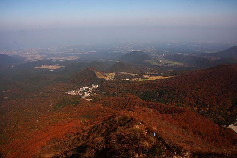 鳥取「伯耆大山」登山ルート徹底解説!駐車場は朝6時までに!
