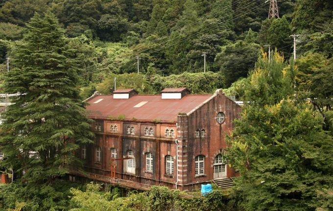 愛媛の代表建築 旧水力発電所