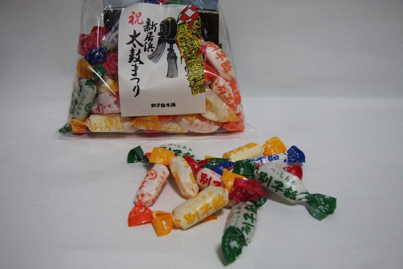 老舗飴屋が作るお菓子はANAも絶賛!愛媛のお土産は別子飴本舗で決まり!