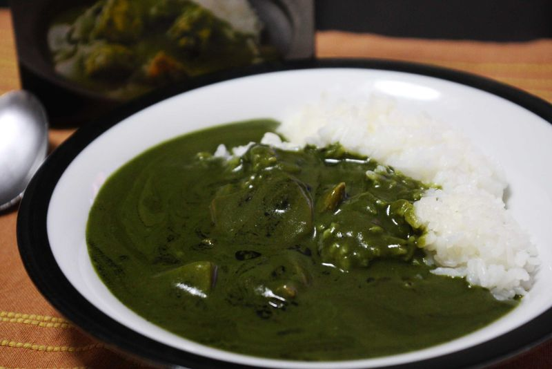お茶の老舗が作る抹茶カレーが絶品!京都の抹茶土産は伊藤久右衛門で