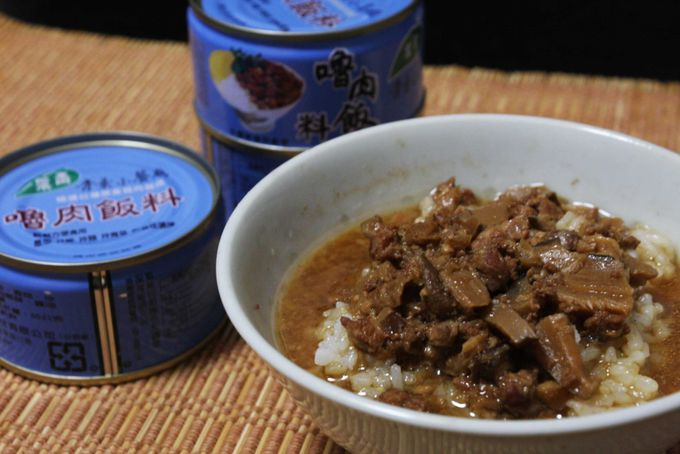 朝ごはんの定番!魯肉飯(ルーロー飯)