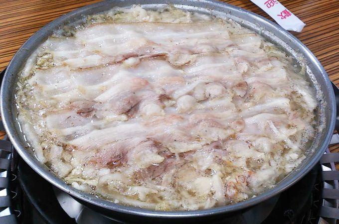 6.酸菜白肉火鍋