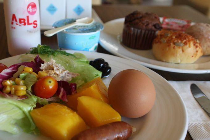 リージェント台北と同じ朝食!