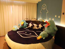 ギュッと抱きしめたい!「ホテルグランヴィア大阪」のICOCA(イコちゃん)ルームがキュートすぎ!