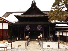 これぞ江戸の匠の技!日本で唯一現存する代官所「高山陣屋」の見どころ