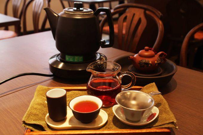 本格的にお茶を学ぶなら「工夫茶」