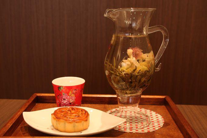 見ために美しい工芸茶