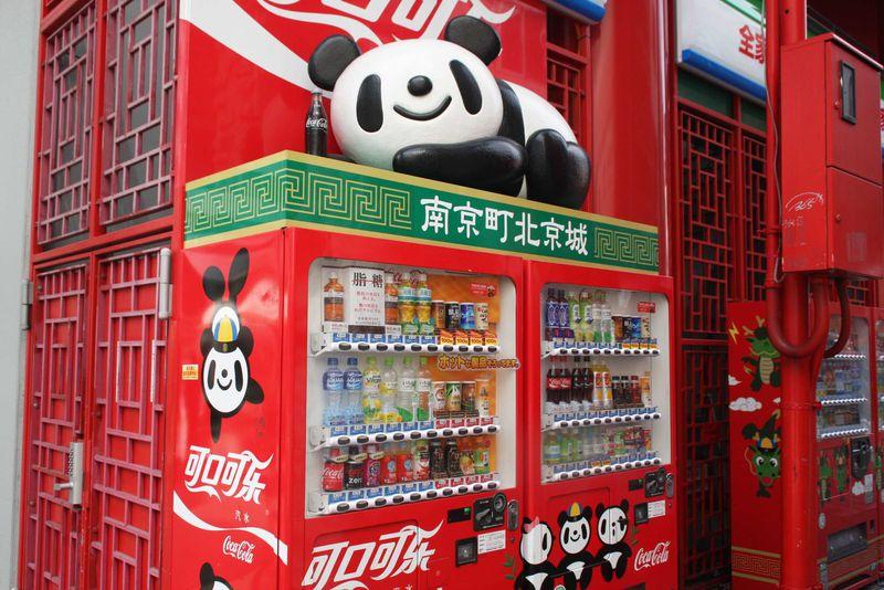 神戸南京町でパンダを探せ!パンダ好き必見のポイント5つ