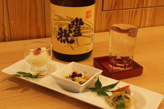 奈良の日本酒と肴をリーズナブルに「梅田麹室 豊祝」