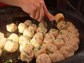 神戸・南京町食べ歩き11選!絶品小龍包と黄金餅がおすすめ