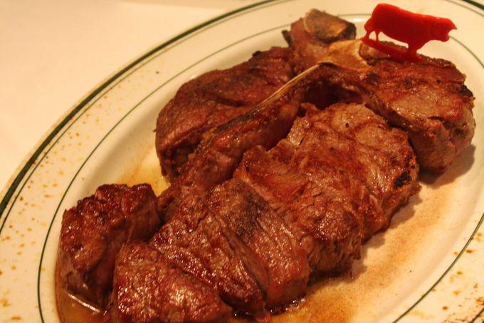アメリカの美食家をうならせた極上ステーキ