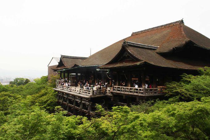 清水寺での効率的な時間配分は60分観光、ショッピング、ランチは45分!
