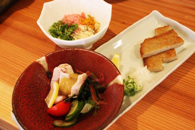 宇和島の郷土料理をもっと堪能したいなら「宇和島セット」