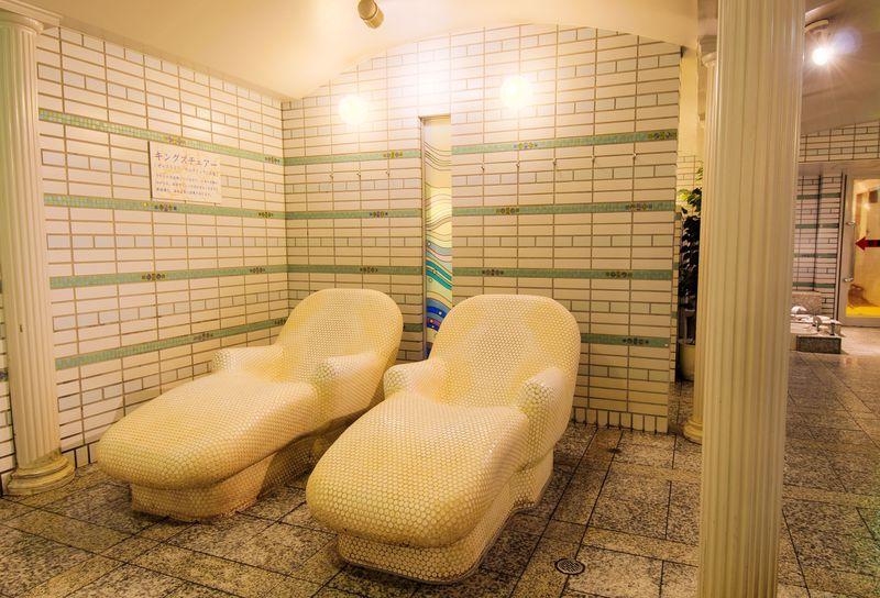 大阪市内で本物の温泉に入れる格安ホテル!湯元「花乃井」スーパーホテル