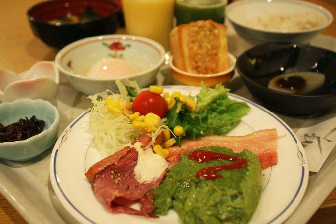 楽しみになる朝食で楽しい朝食を!