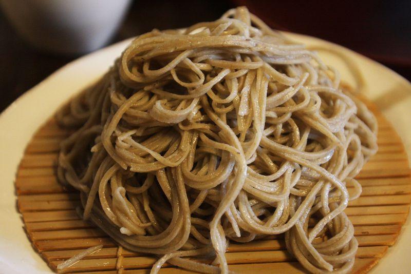 京都でコシが強い江戸前風そばを食す!「みな川」は京の美意識も感じられるそば屋