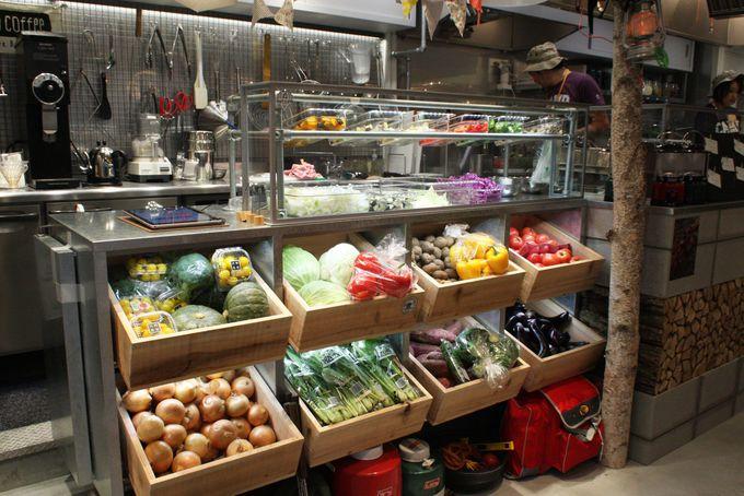 camp発!14種類の野菜が選べる!