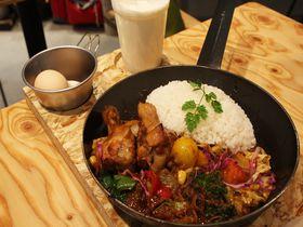 野菜もルーも選択式!野菜を食べるカレーcampがエキマルシェ新大阪で進化!