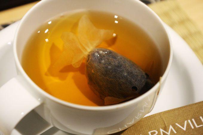 見た目だけじゃない本格派の茶葉!