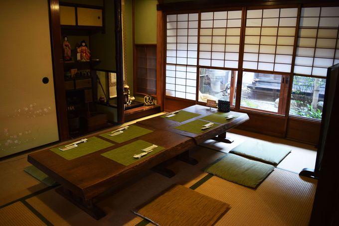 やっぱり京都は畳が似合う!
