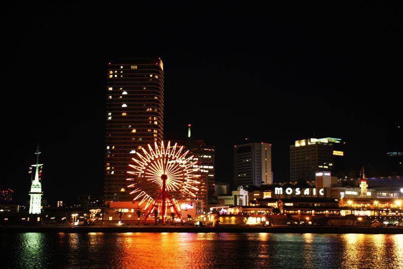 海と夜景を肌で感じる!神戸メリケンパークオリエンタルホテル