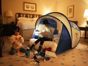 ホテルでナイトサファリ体験!ザ・リッツ・カールトン大阪がライオンの住処に?!
