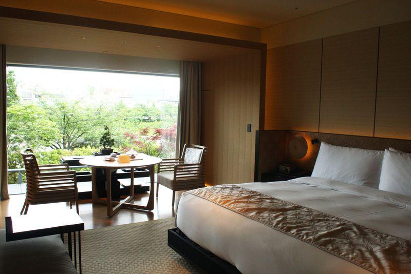 ホテル 高級 京都