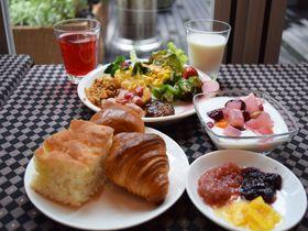 神戸っこが愛するパンを朝食に!ホテルトラスティ神戸旧居留地でリゾート気分を満喫
