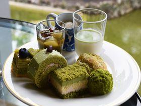 抹茶マニア必見のスイーツビュッフェ!ハイアットリージェンシー大阪の新茶とお抹茶のアフタヌーンティー