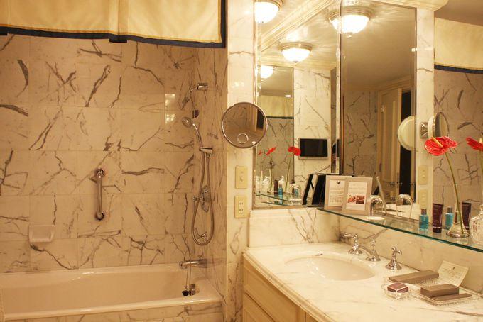 バスルームもゴージャス&ビューティフル!