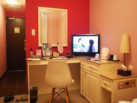 りかちゃん人形のお部屋に泊まっているみたい!ニューオーサカホテル心斎橋のキュートなレディースフロア