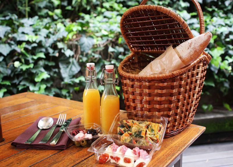 京都でオシャレにランチピクニック!ハイアット リージェンシー 京都の週末限定ランチブッフェ