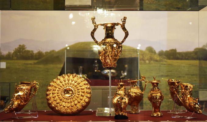 ブルガリア最大の展示品を誇る国立歴史博物館