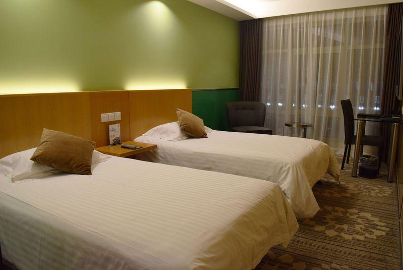 浦東国際空港直結のリーズナブルホテル!上海大衆空港賓館(ダージョン エアポートホテル)