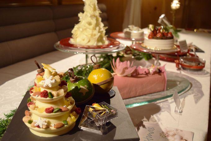 ワンランク上のオシャレなクリスマスケーキはいかが?