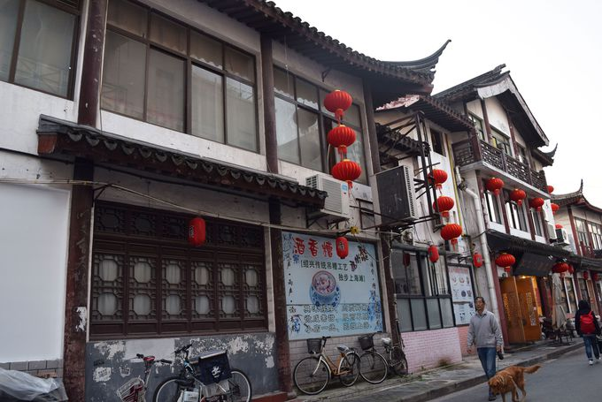 紹興酒の名店「上海孔乙己酒家」