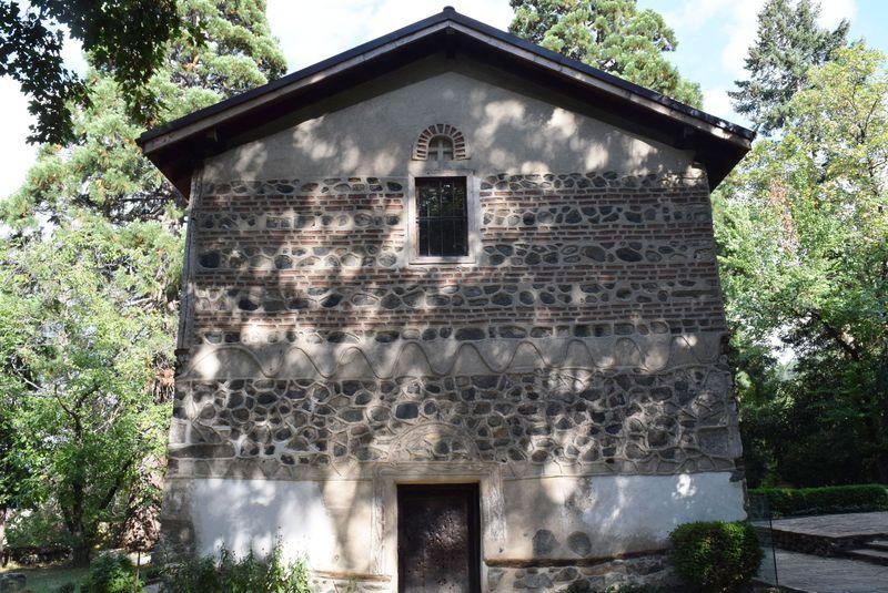 11世紀から19世紀の間に3度増築をしたボヤナ教会