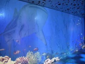 地上14階の深海の世界?!ホテル ユニバーサル ポートのポートディープオーシャンフロア