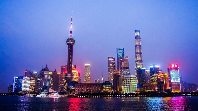世界第二位の高さを誇る上海タワーが仲間入り