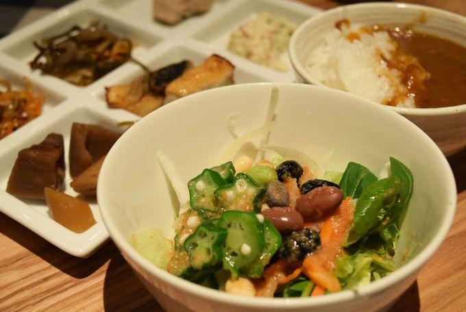 金沢ならではの食材を集めた朝ごはんがおいしい