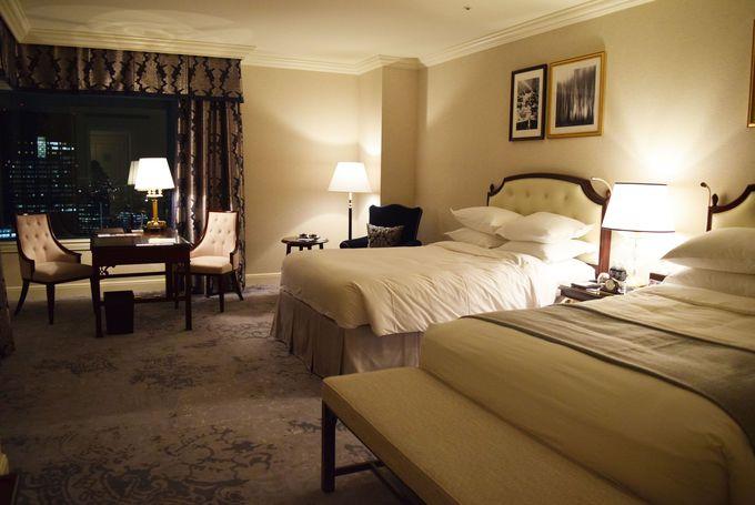 ホテルの中のホテル「クラブレベル」の部屋が一新!