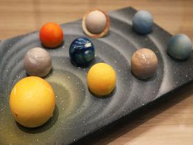 アートのような惑星プレートが話題!ホテルグランヴィア大阪
