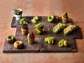 秋の味覚×抹茶×チョコのスイーツブッフェ!ハイアットリージェンシー大阪「抹茶マニア オータム」