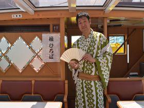 落語家と行くなにわ探検クルーズは大阪のお笑いと名所を90分で楽しめる