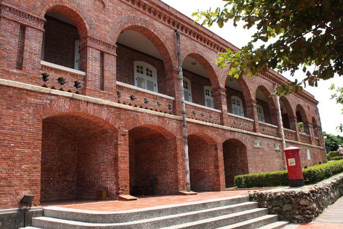 台湾で最も古い洋館