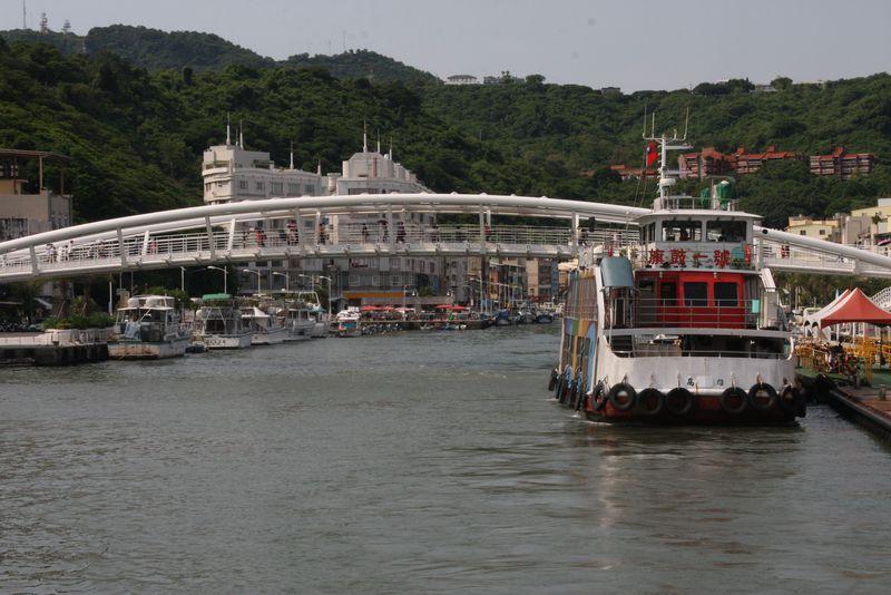 10分で台湾・高雄港を満喫!旗津フェリーの楽しみ方