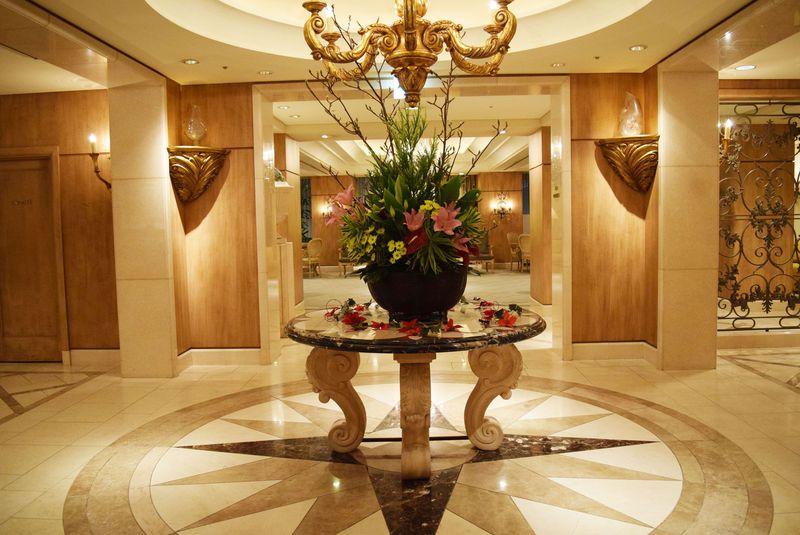 宮殿のような美空間でお姫様気分!プリンセスガーデンホテル名古屋・栄