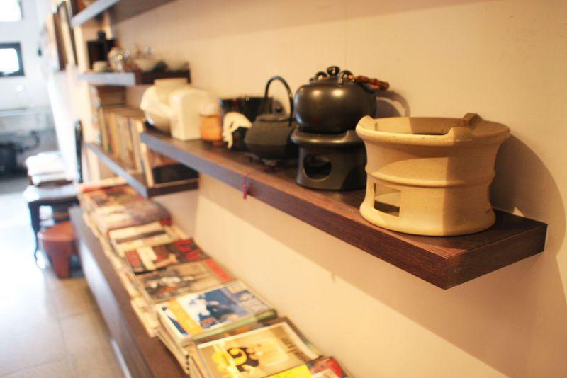 台湾でほっこりするなら高雄のおしゃれレトロな半九十茶屋で!