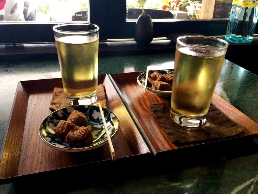 ヘルシーおいしい台湾ランチと茶菓子