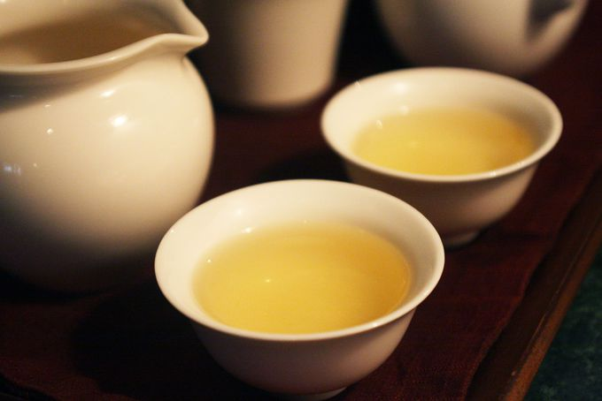 台湾茶はポットかカップを選ぶ